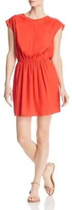 Vero Moda Alva Embellished Shoulder Dress