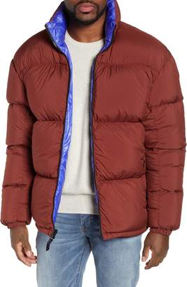 Nike Collection Men's Down Puffer Jacket