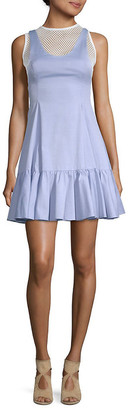DAY Birger et Mikkelsen Sandy Liang Fenty Mesh Panel Mini Dress