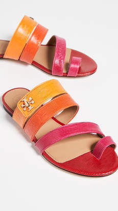 Tory Burch Kira Toe Ring Sandals
