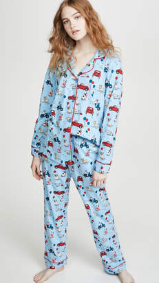Bedhead Pajamas Murray's Day Out Classic PJ Set