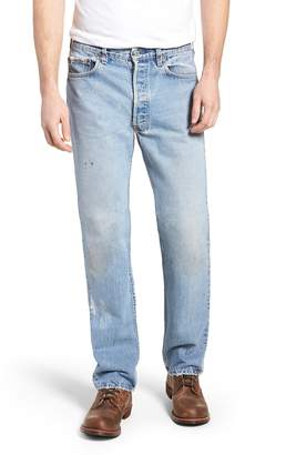 Levi's Authorized Vintage 501(TM) Straight Leg Jeans