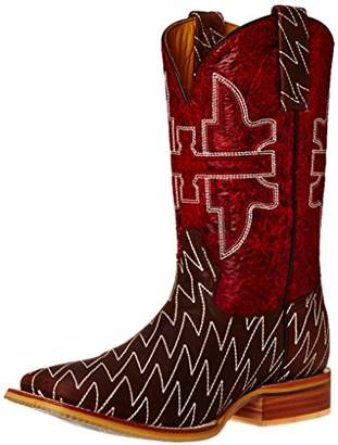 Tin Haul Shoes Men's Lightning Lucy Western Boot