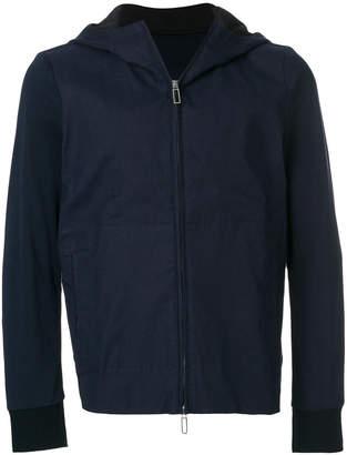 Paolo Pecora hooded jacket
