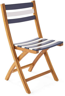 Serena & Lily Soleil Outdoor Folding Chair