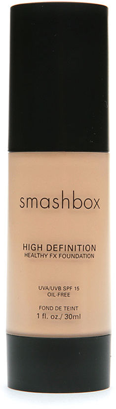 Smashbox High Definition High Definition Foundation Broad Spectrum SPF 15, Fair F0 1 fl oz (30 ml)