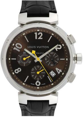 Louis Vuitton Heritage  2000S Men's Tambour Watch