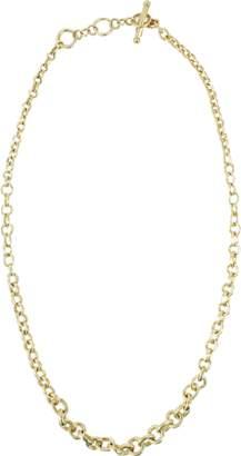 VAUBEL Scale Round Chain Necklace