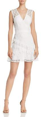 DAY Birger et Mikkelsen La Maison Talulah Mixed-Lace Mini Dress