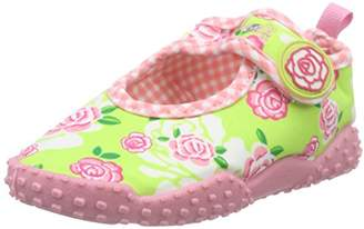 Playshoes GmbH UV Protection Aqua Roses, Unisex Kids' Water Shoes,(34/35 EU)