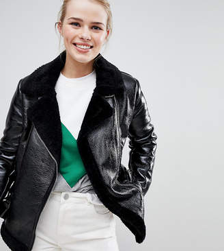 Bershka Aviator Jacket