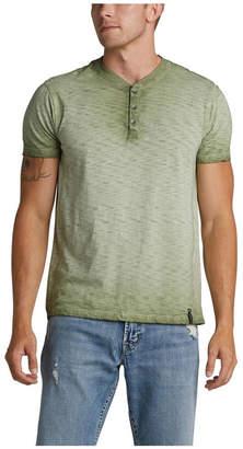 Silver Jeans Co. Koby Short-Sleeve Henley