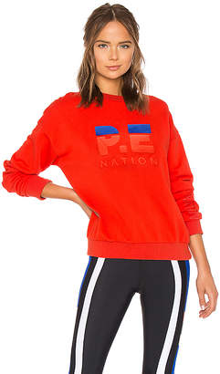 P.E Nation Hustler Sweatshirt