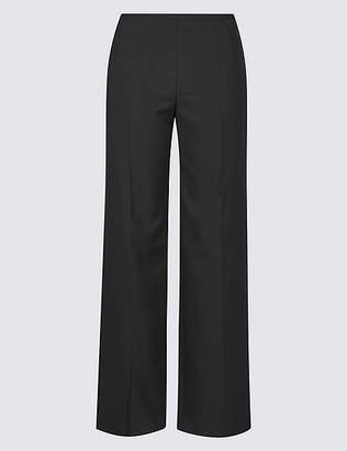 Marks and Spencer Wide Leg Trousers