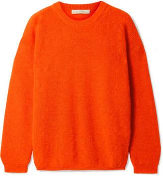 29bd79aa63 Vanessa Bruno Ludivine Knitted Sweater - Bright orange