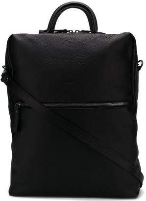 Marsèll zipped backpack
