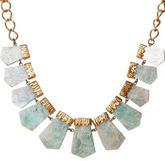 Christina Greene Chunky Necklace In Ite