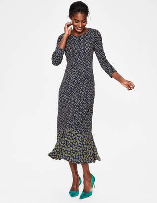 Boden Philippa Hem Detail Midi Dress