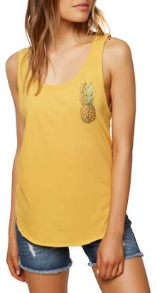 O'Neill Halfsies Graphic Tank Top