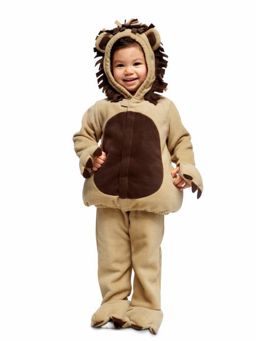 Lion Costumes for Baby