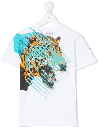 Marcelo Burlon County of Milan Kids printed T-shirt