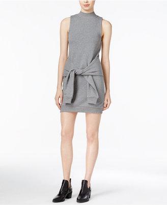 kensie Sweatshirt Bodycon Dress $68 thestylecure.com