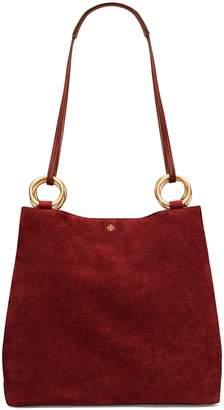 5a6038440a9 Tory Burch Red Tote Bags - ShopStyle