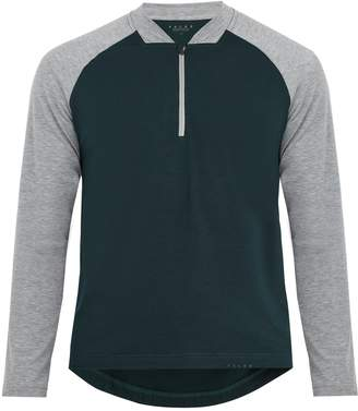 Falke ESS Half-zip long-sleeved T-shirt
