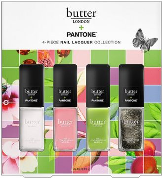 Butter LONDON & PANTONE Refresh Petite Nail Lacquer Set