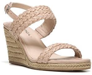 Women's Via Spiga Indira Wedge Sandal $185 thestylecure.com