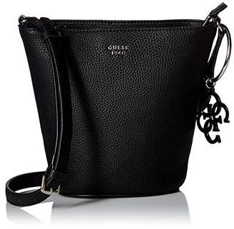 GUESS Flora Mini Crossbody Bucket