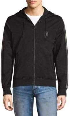 Belstaff Woodlow Zip-Up Sweater