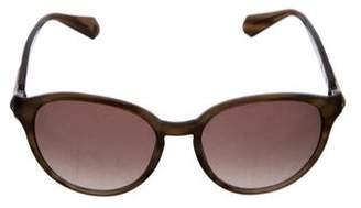 Balmain Tortoiseshell Tinted Sunglasses