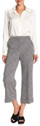 Trina Turk Cohen Glen Plaid Print Pants