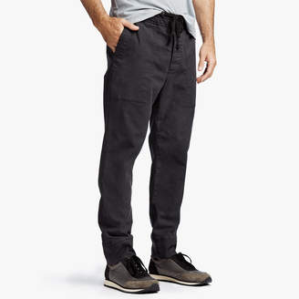 James Perse COTTON STRETCH JOGGER PANT