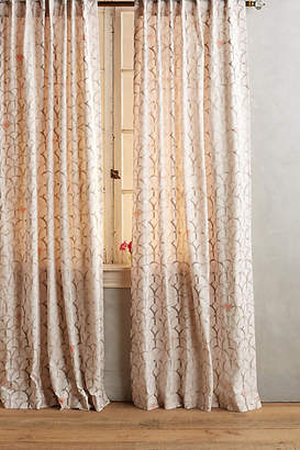 Anthropologie Wakefield Curtain