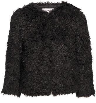 BB Dakota Faux Fur Jacket $120 thestylecure.com