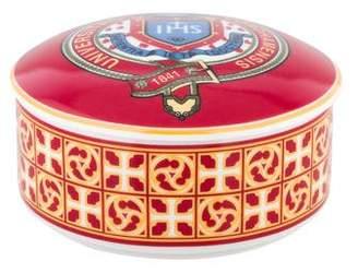Tiffany & Co. Porcelain Fordham University Box