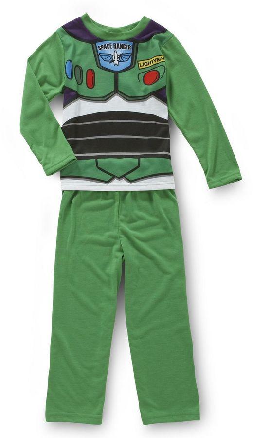 Toy story 2-7 buzz lightyear costume pajamas