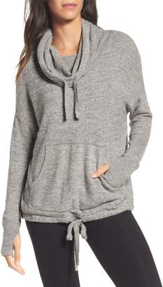 Barefoot Dreams R) CozyChic Lite(R) Pebble Beach Hoodie