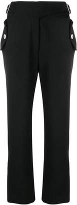 Veronica Beard tailored cropped trousers