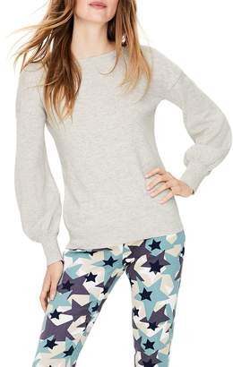 Boden Muriel Volume Sleeve Sweater