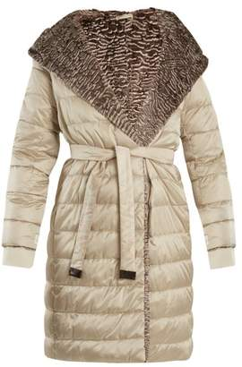 Max Mara S Noveast Reversible Coat - Womens - Cream