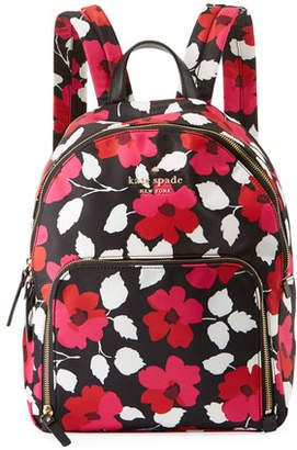 Kate Spade Watson Lane Hartley Floral Backpack