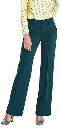 Wide Leg Bi-Stretch Pant $98 thestylecure.com