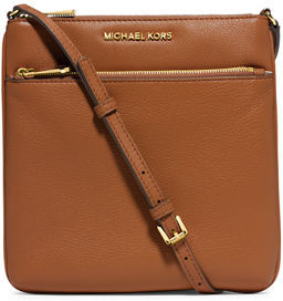 MICHAEL Michael Kors Riley Small Leather Crossbody Bag $148 thestylecure.com