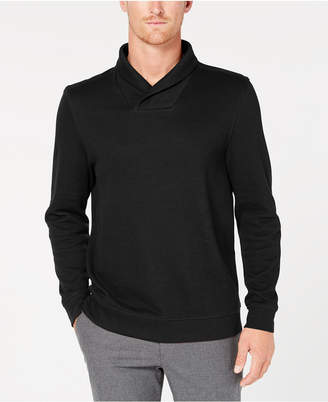 Tasso Elba Men Shawl-Collar Pullover Sweater