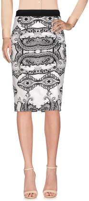 ANGELO MARANI Knee length skirts - Item 35356650LO