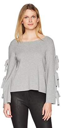 Milly Women's Tied Together Pullover