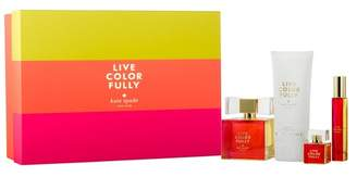 Kate Spade Live Colorfully 4-Piece Fragrance Set